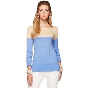 Lilly Pulitzer Debra Color Block Sweater